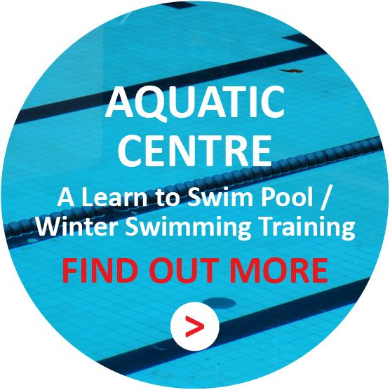 AQUATIC CENTRE - A Learn to Swim Pool / Winter Swimming Training