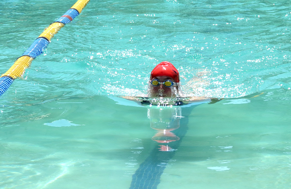 Our swimmers take part in the Inter-Catholic Gala annually