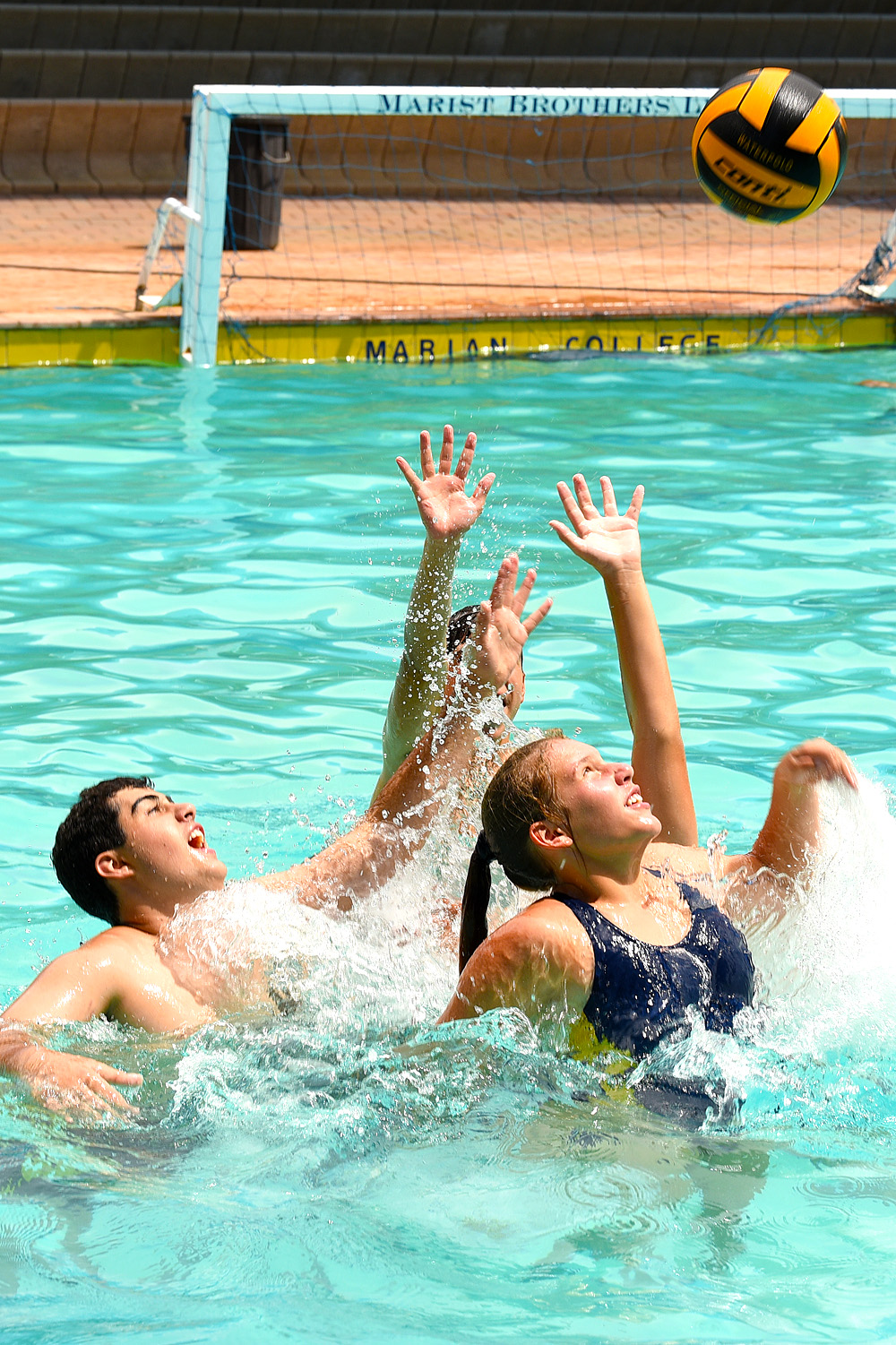 High School Sports Waterpolo