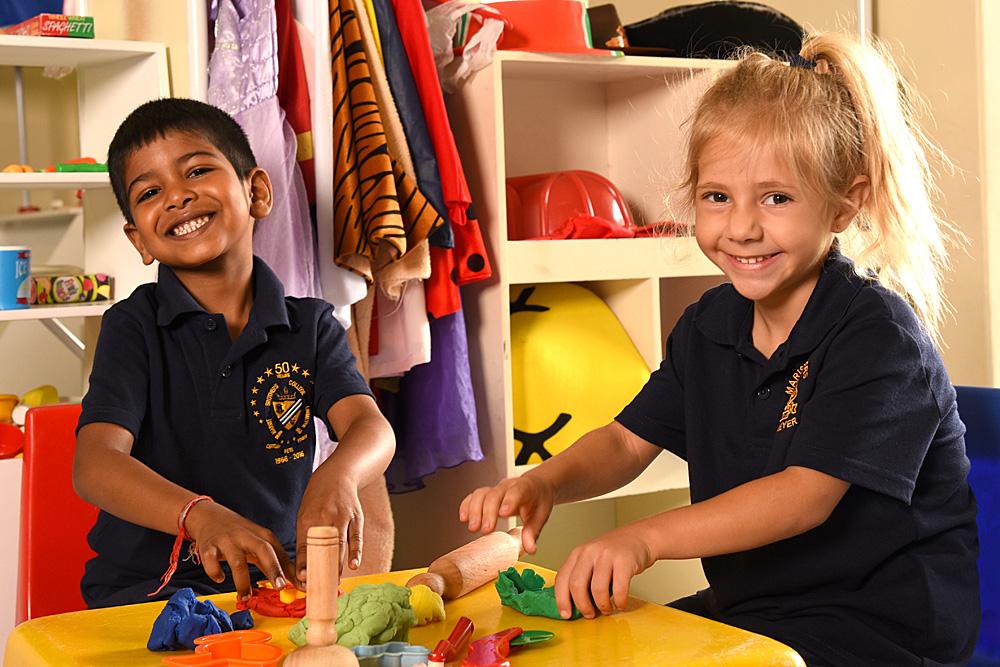 Pre-School academic programme activities