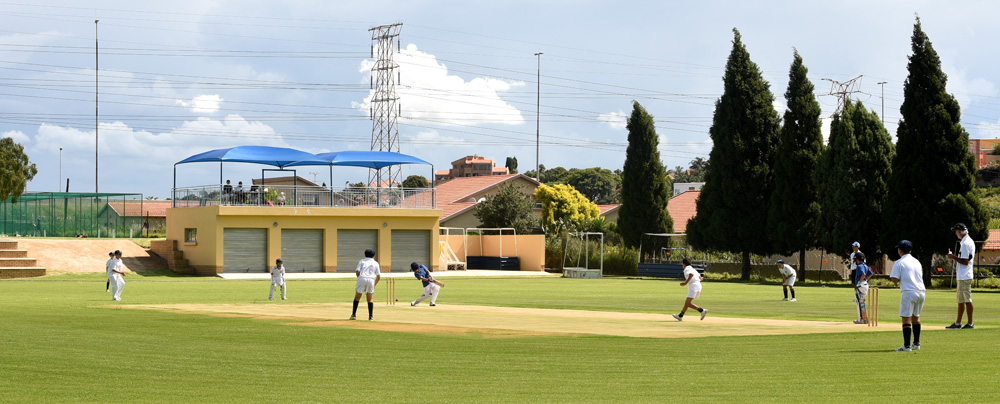 Cricket at Marist Brothers Linmyer