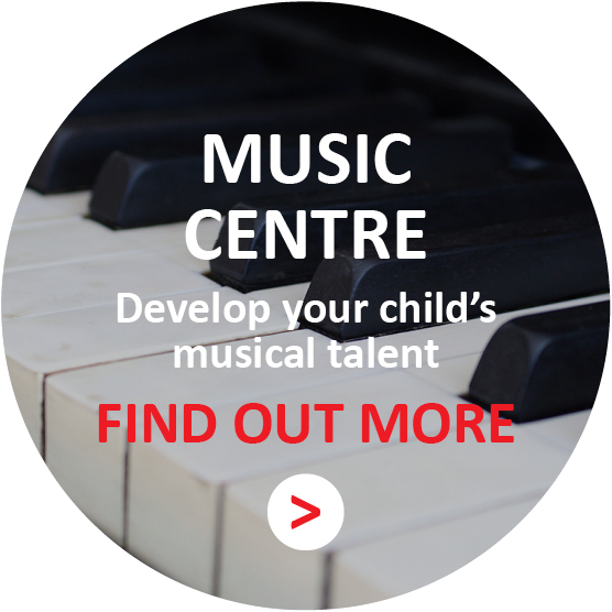 MUSIC CENTRE - Develop your child's musical talent